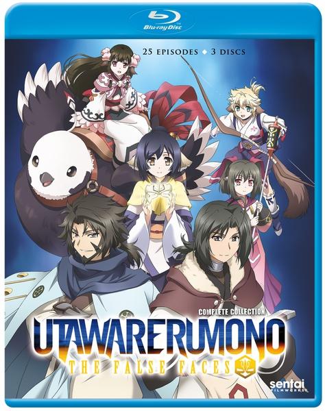 Utawarerumono The False Faces Blu-ray