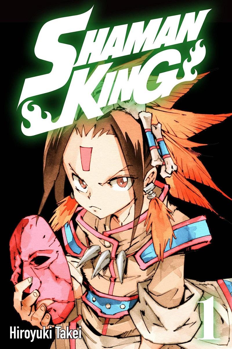 Shaman King Manga Omnibus Volume 1