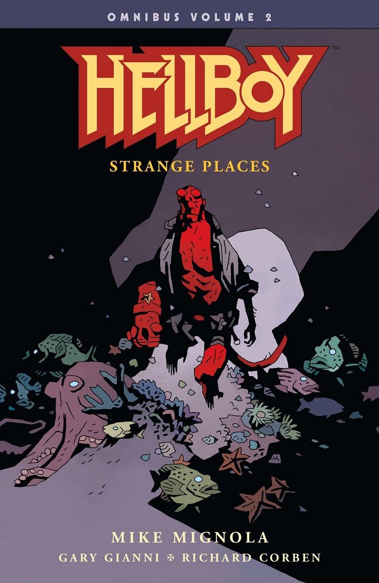 Hellboy Omnibus Volume 2 Strange Places Graphic Novel