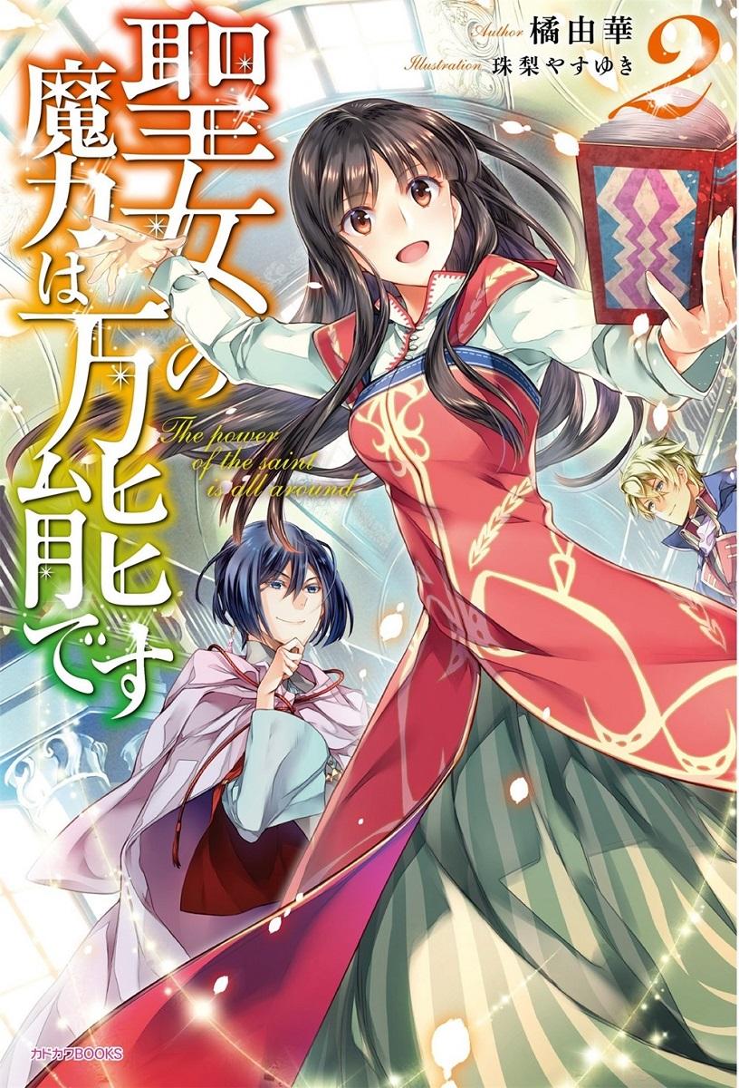 The Saints Magic Power is Omnipotent Novel Volume 2