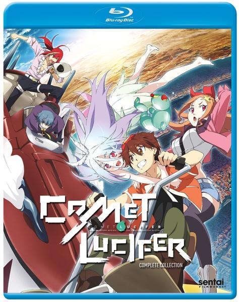 Comet Lucifer Blu-ray