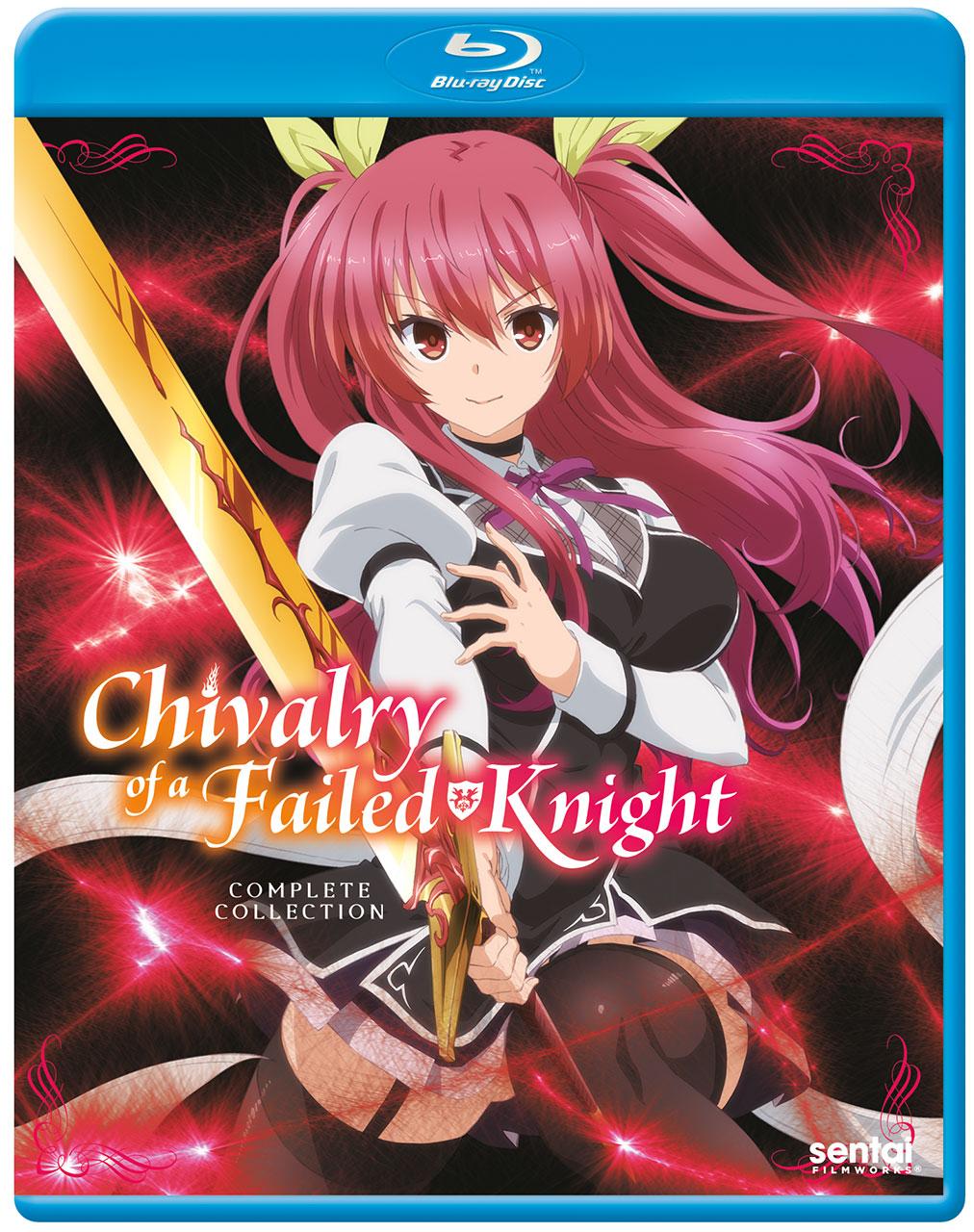 Chivalry of a Failed Knight Blu-ray