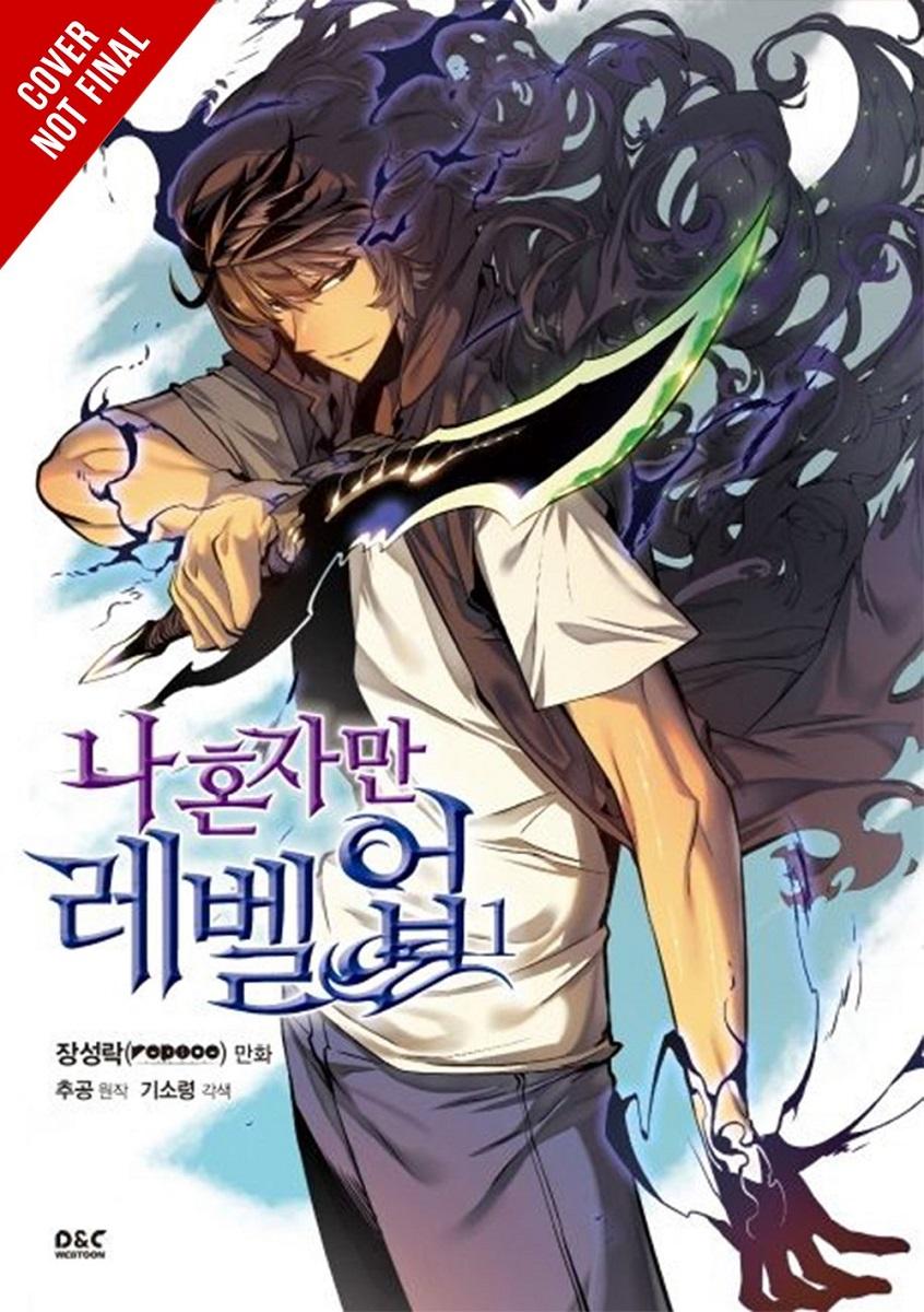 Solo Leveling Manga Volume 1