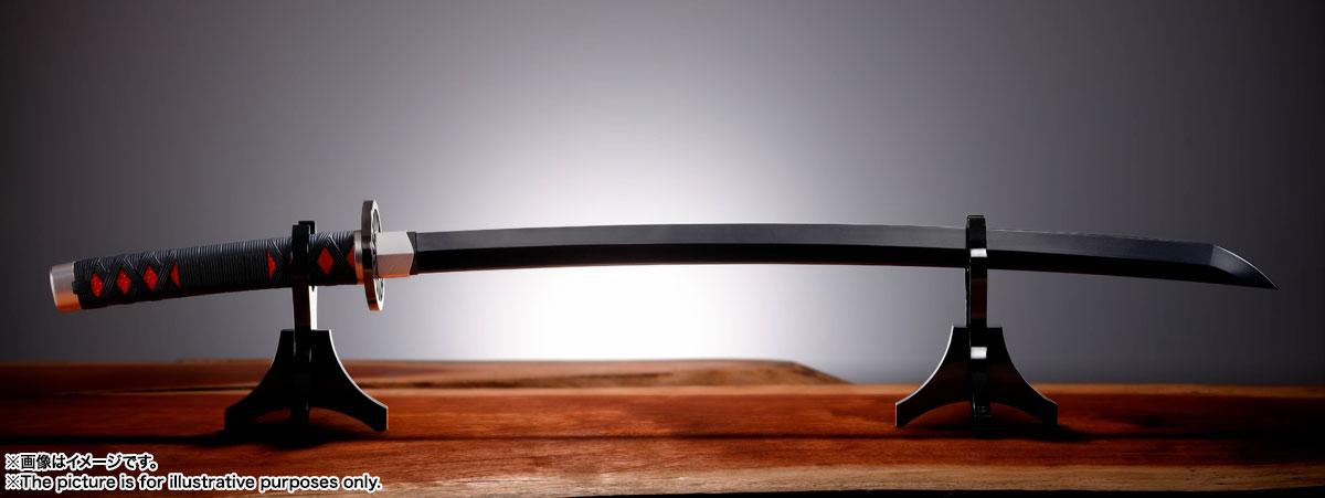 Tanjiro Kamados Nichirin Sword Demon Slayer Proplica