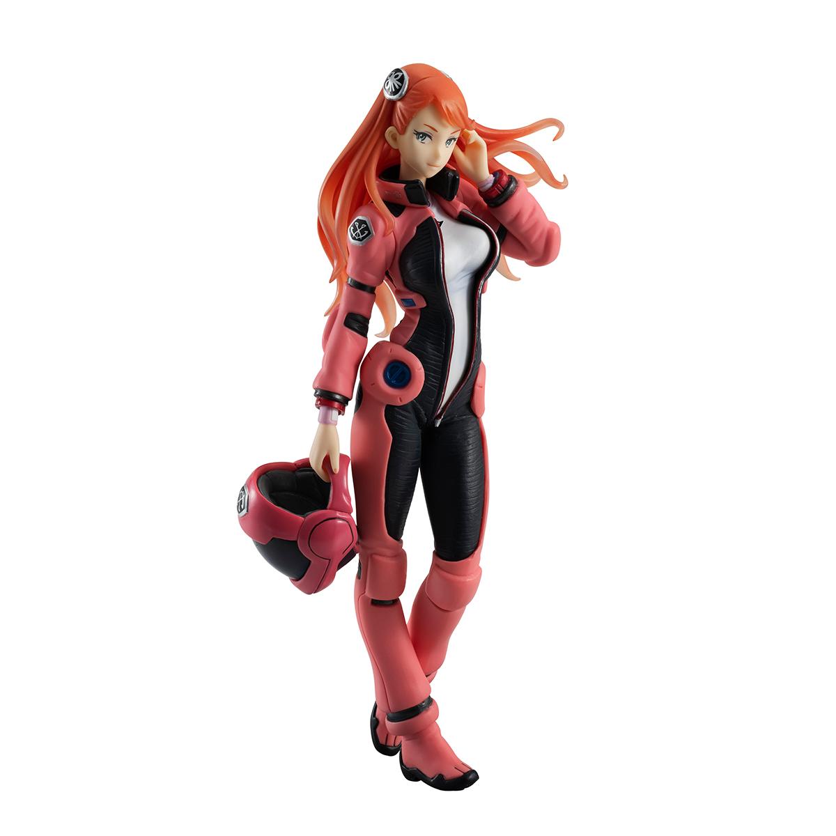 Aida Surugan Long Hair Ver Gundam Reconguista in G Figure