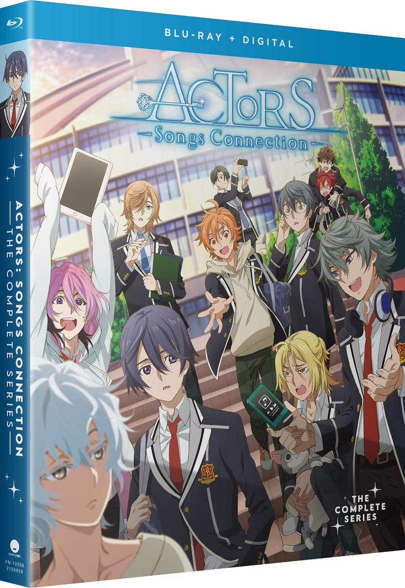 Actors Songs Connection Blu-ray
