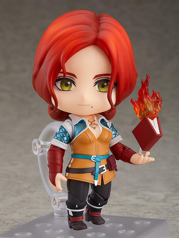 Triss Merigold The Witcher 3 Nendoroid Figure