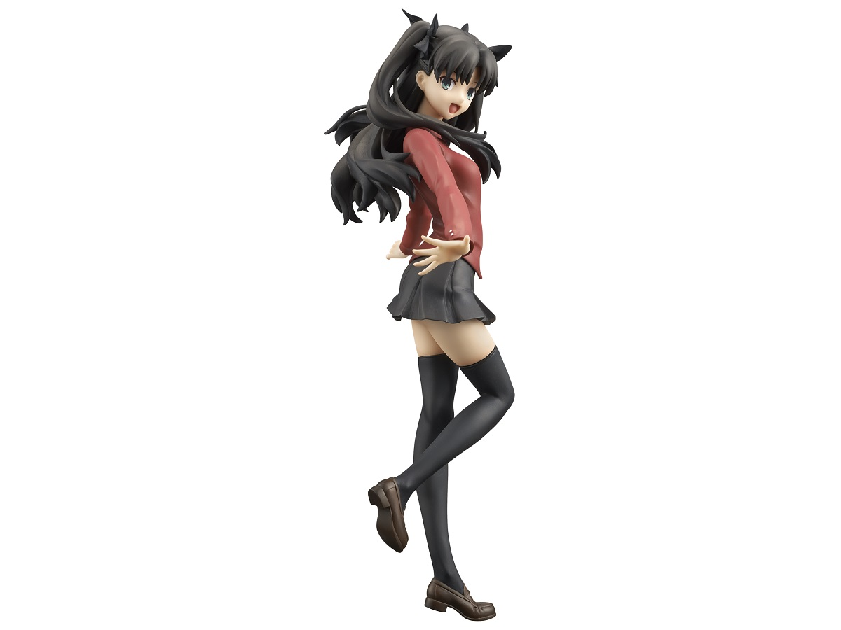 Rin Tosaka Fate/Stay Night Unlimited Blade Works Prize Figure