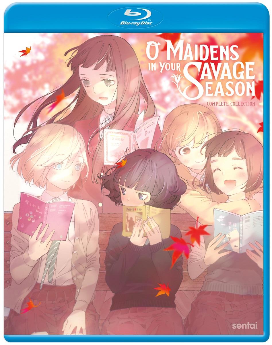 O Maidens in Your Savage Season Blu-ray