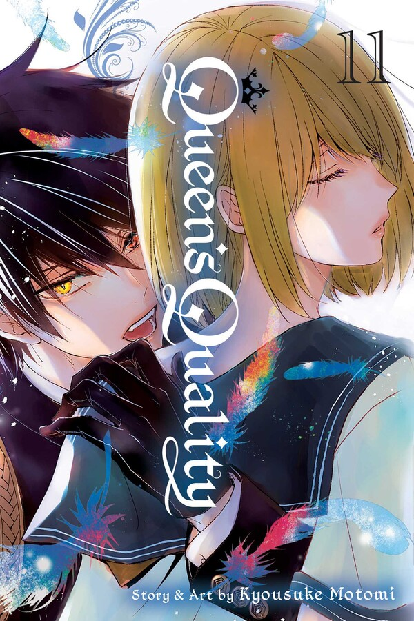Queens Quality Manga Volume 11