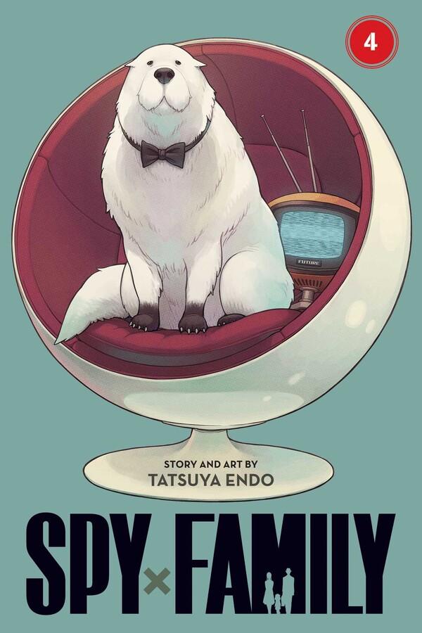 Spy x Family Manga Volume 4