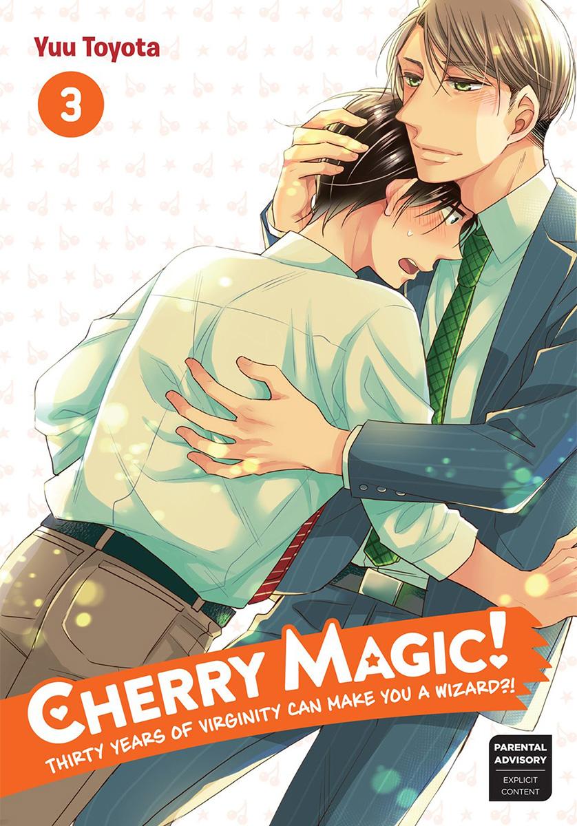 Cherry Magic! Thirty Years of Virginity Can Make You a Wizard?! Manga Volume 3