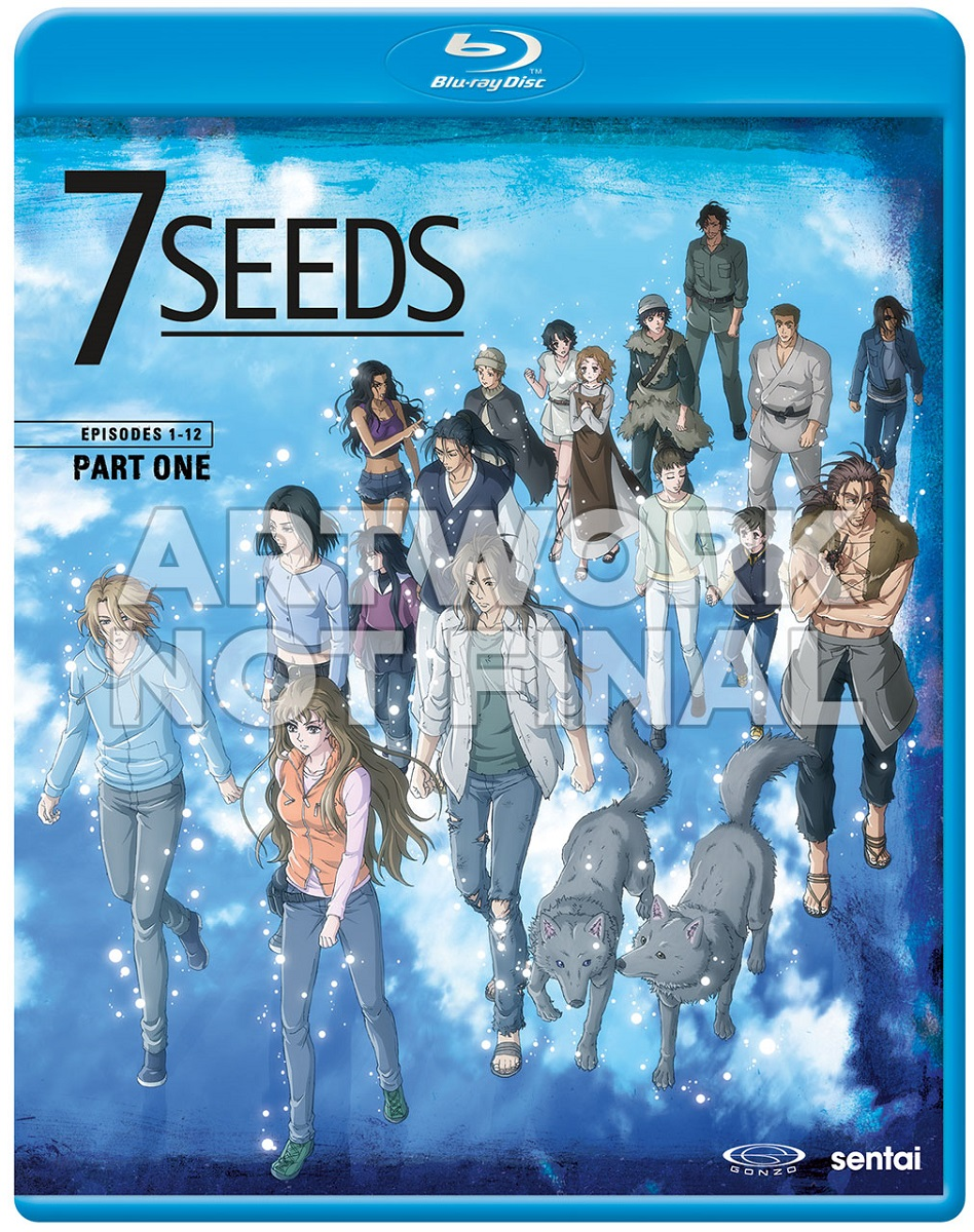 7 Seeds Part 1 Blu-ray