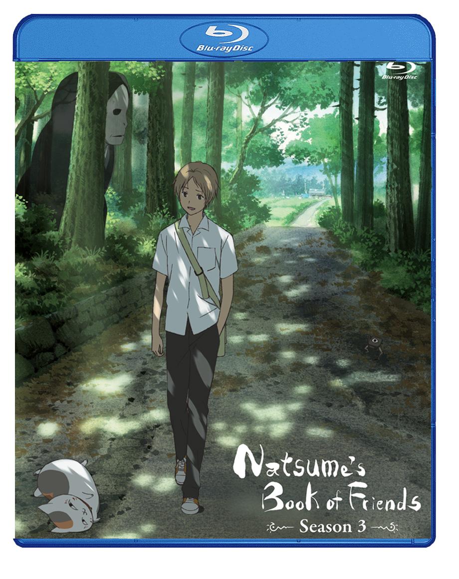 Natsumes Book of Friends Season 3 Blu-ray