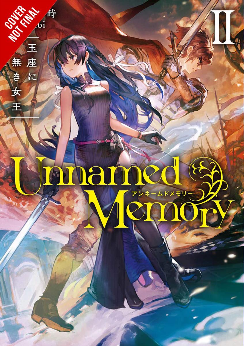 Unnamed Memory Novel Volume 2