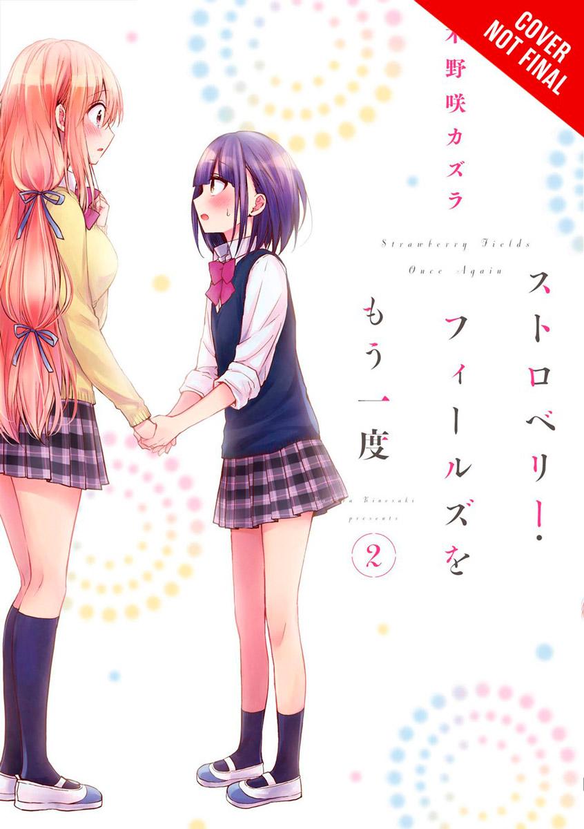 Strawberry Fields Once Again Manga Volume 2