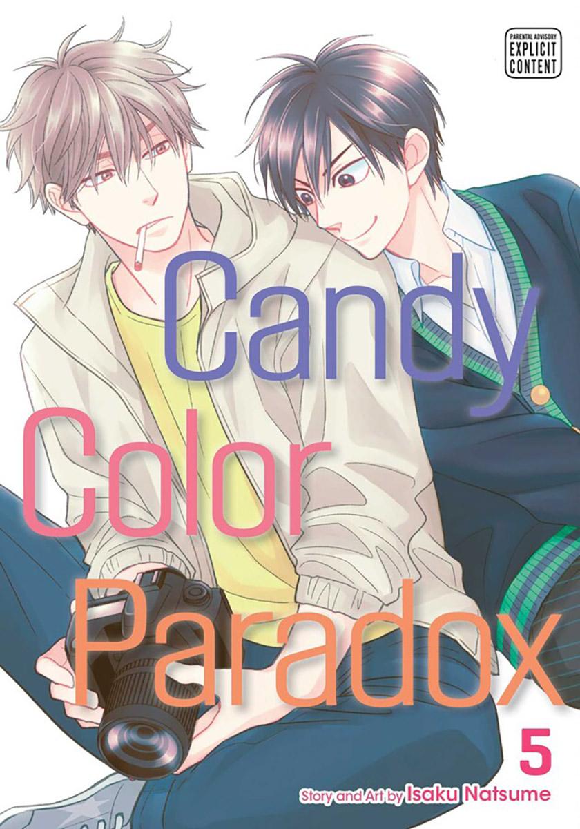 Candy Color Paradox Manga Volume 5