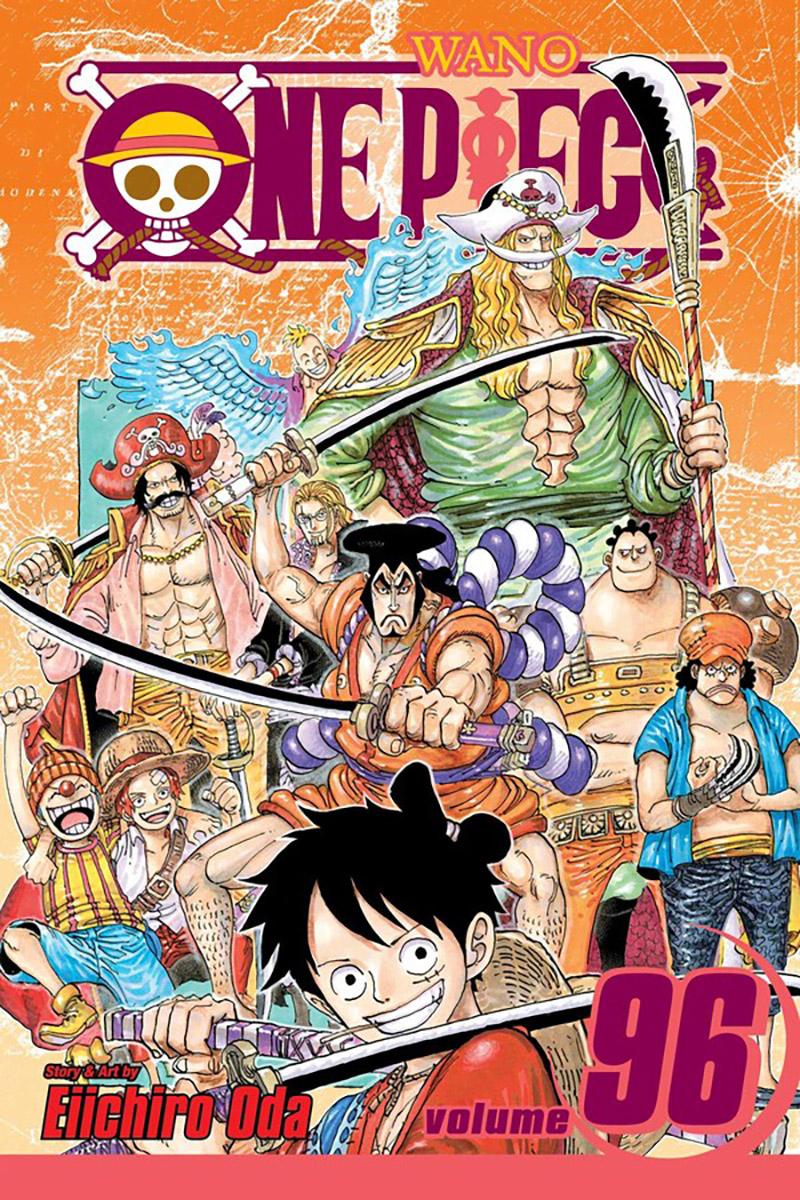 One Piece Manga Volume 96