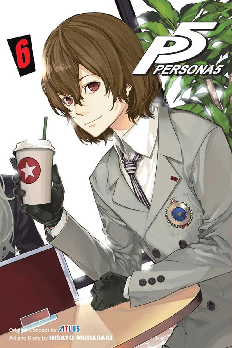 Persona 5 Manga Volume 6