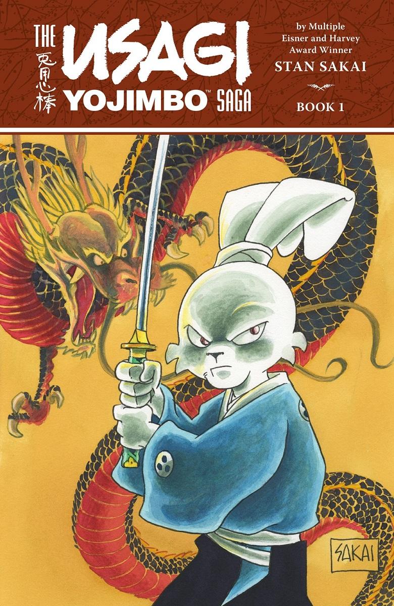 Usagi Yojimbo Saga Manga Volume 1