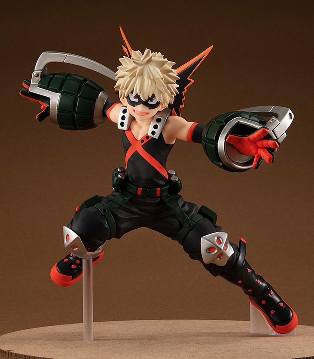 Katsuki Bakugo Hero Costume Ver My Hero Academia Pop Up Parade Figure