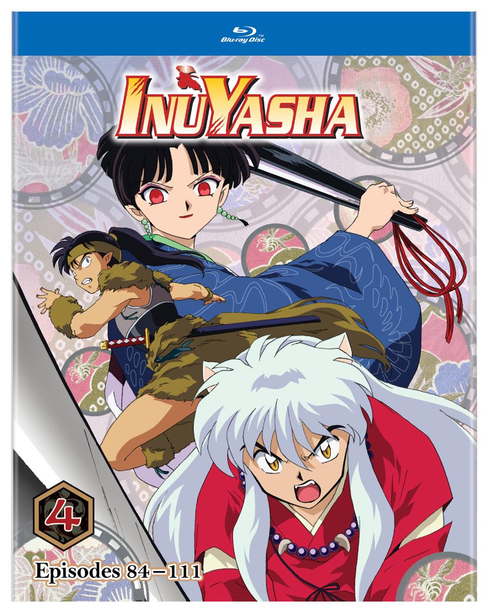 Inu Yasha Set 4 Blu-ray