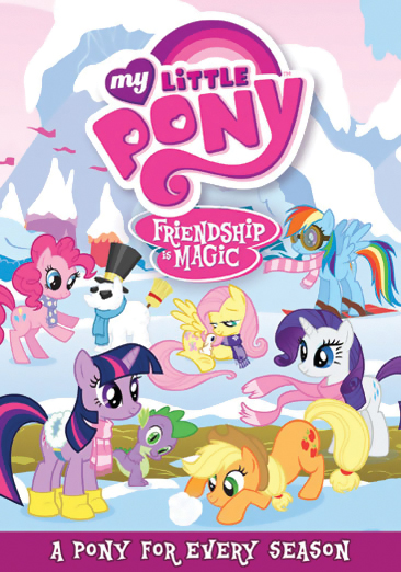 My Little Pony Friendship is Magic DVD 5