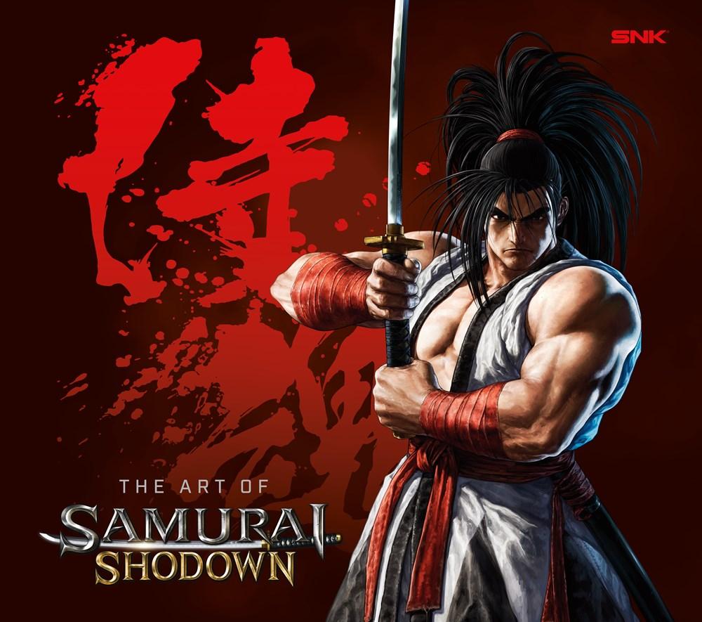 The Art of Samurai Showdown Artbook (Hardcover)