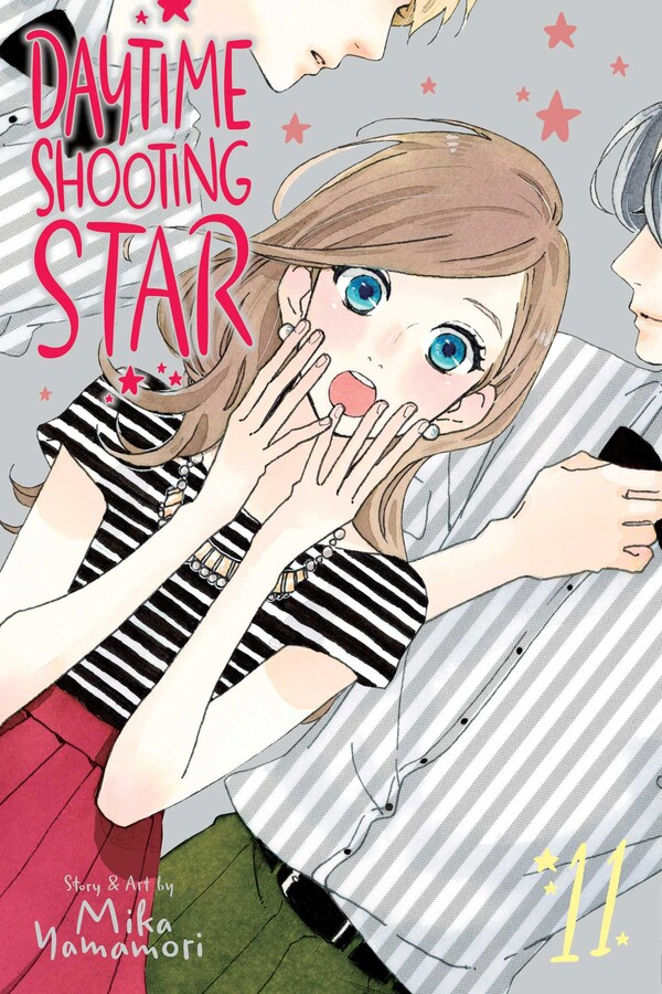 Daytime Shooting Star Manga Volume 11