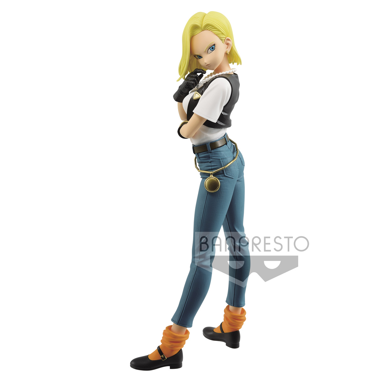 Android 18 Dragon Ball Z Prize Figure