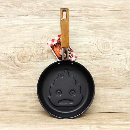 Calcifer Howls Moving Castle Kitchen Frying Pan