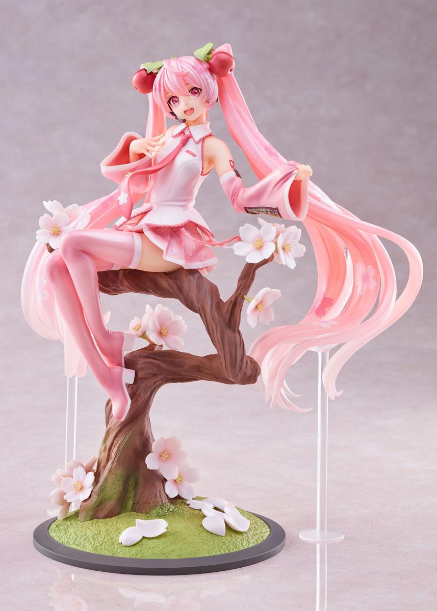 Hatsune Miku Sakura Fairy Ver Vocaloid Figure