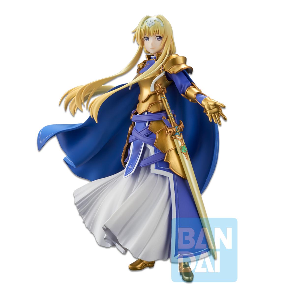 Alice Integrity Knight Ver Sword Art Online Alicization Ichiban Figure