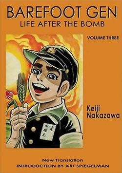 Barefoot Gen Manga Volume 3