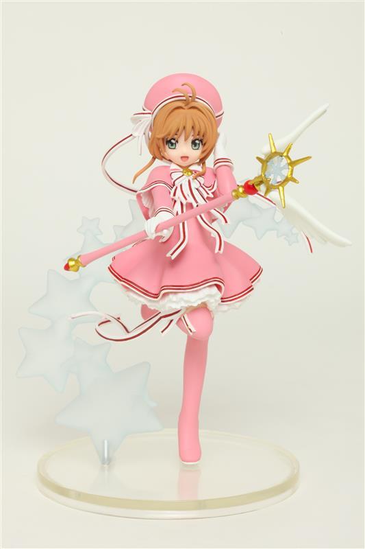 Sakura Kinomoto Cardcaptor Sakura Clear Card Prize Figure