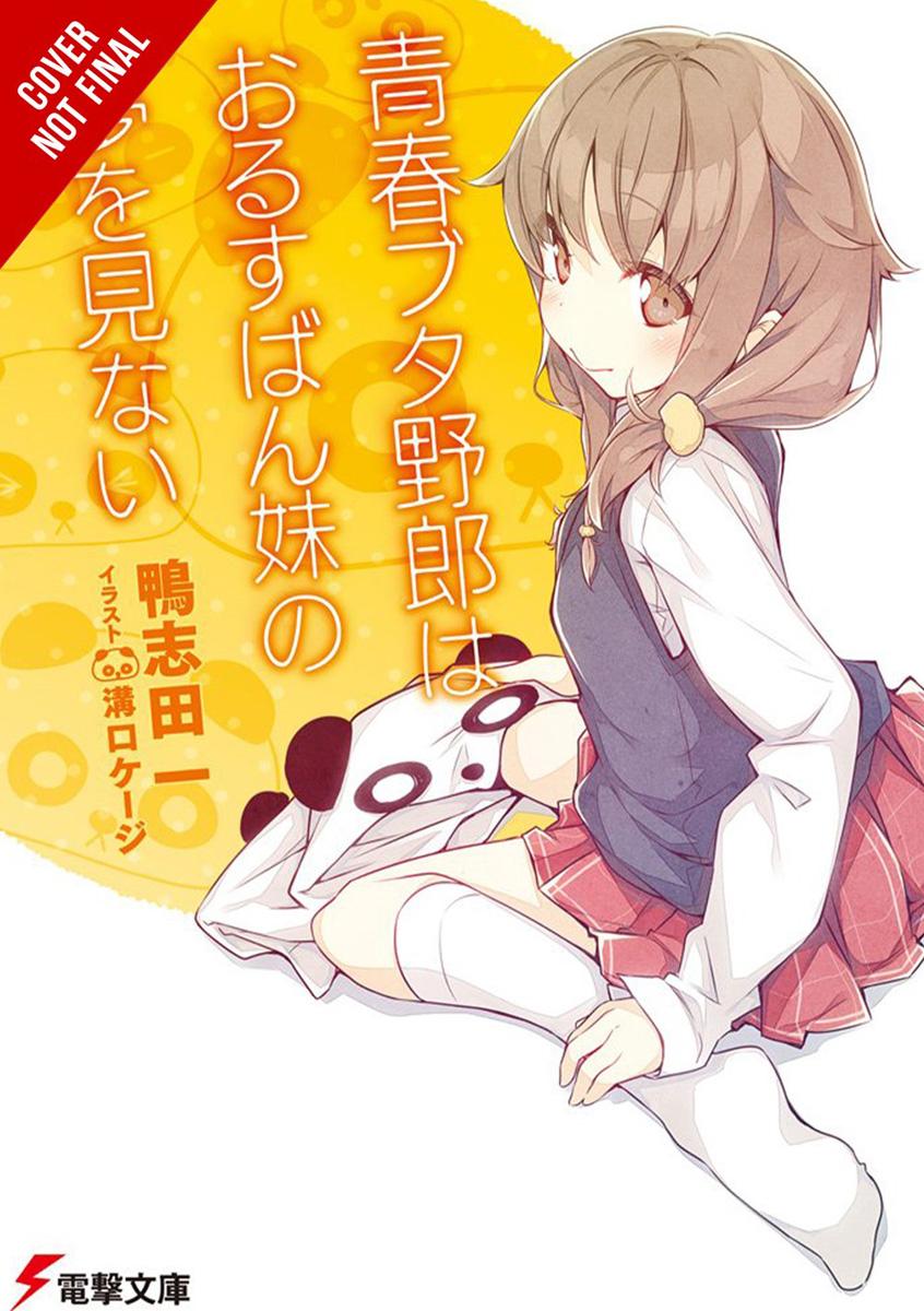 Rascal Does Not Dream of Orusuban Imouto Novel