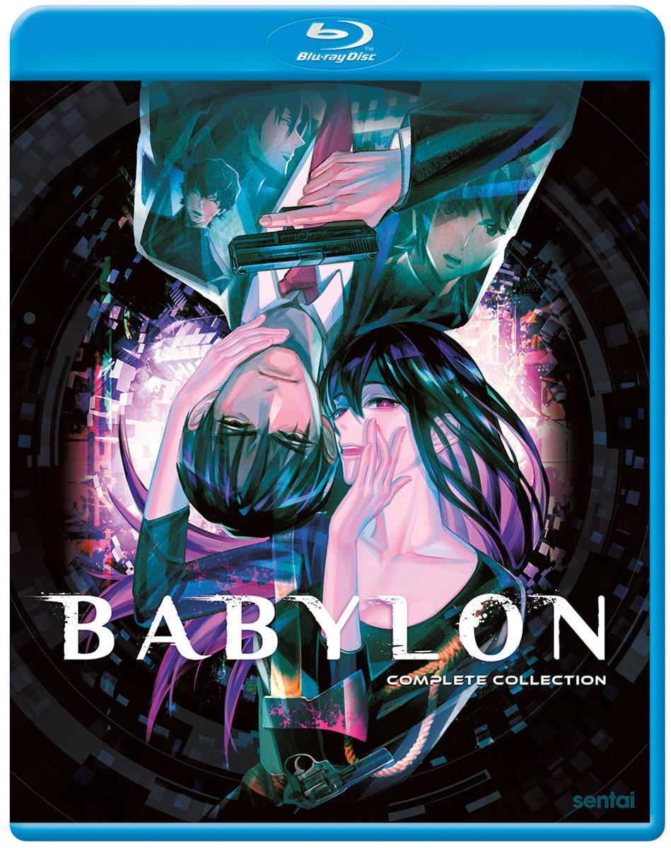 Babylon Blu-ray