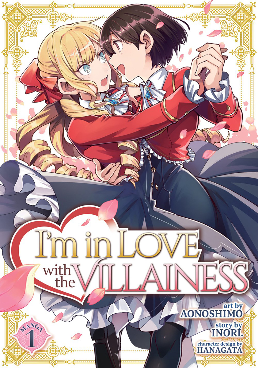 Im in Love with the Villainess Manga Volume 1