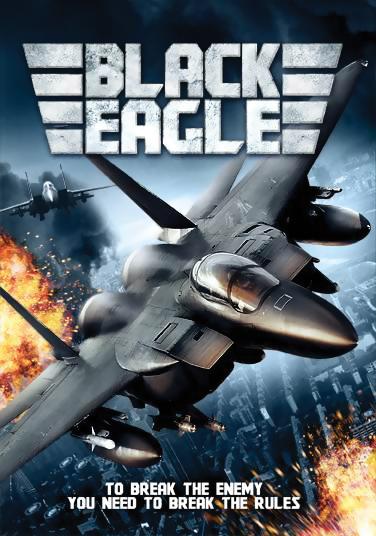 Black Eagle Return to Base DVD
