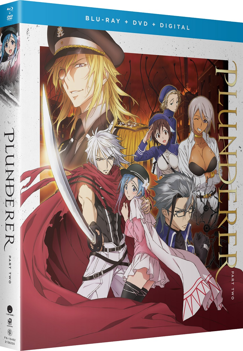 Plunderer Part 2 Blu-ray/DVD