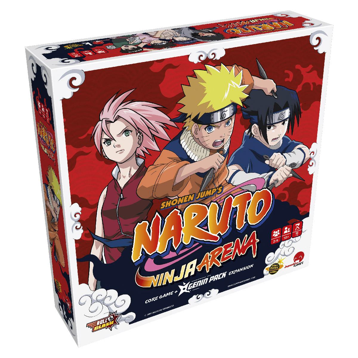 Naruto Ninja Arena Game