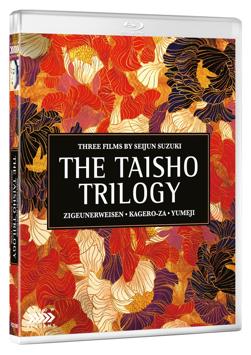 Seijun Suzukis The Taisho Trilogy Blu-ray