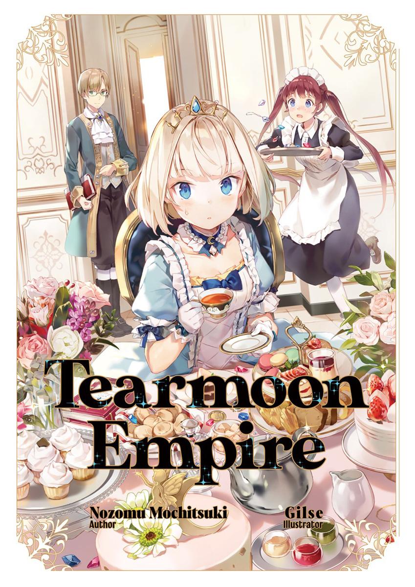 Tearmoon Empire Novel Volume 1
