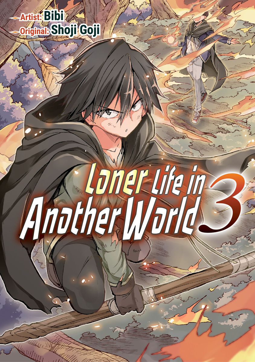 Loner Life in Another World Manga Volume 3
