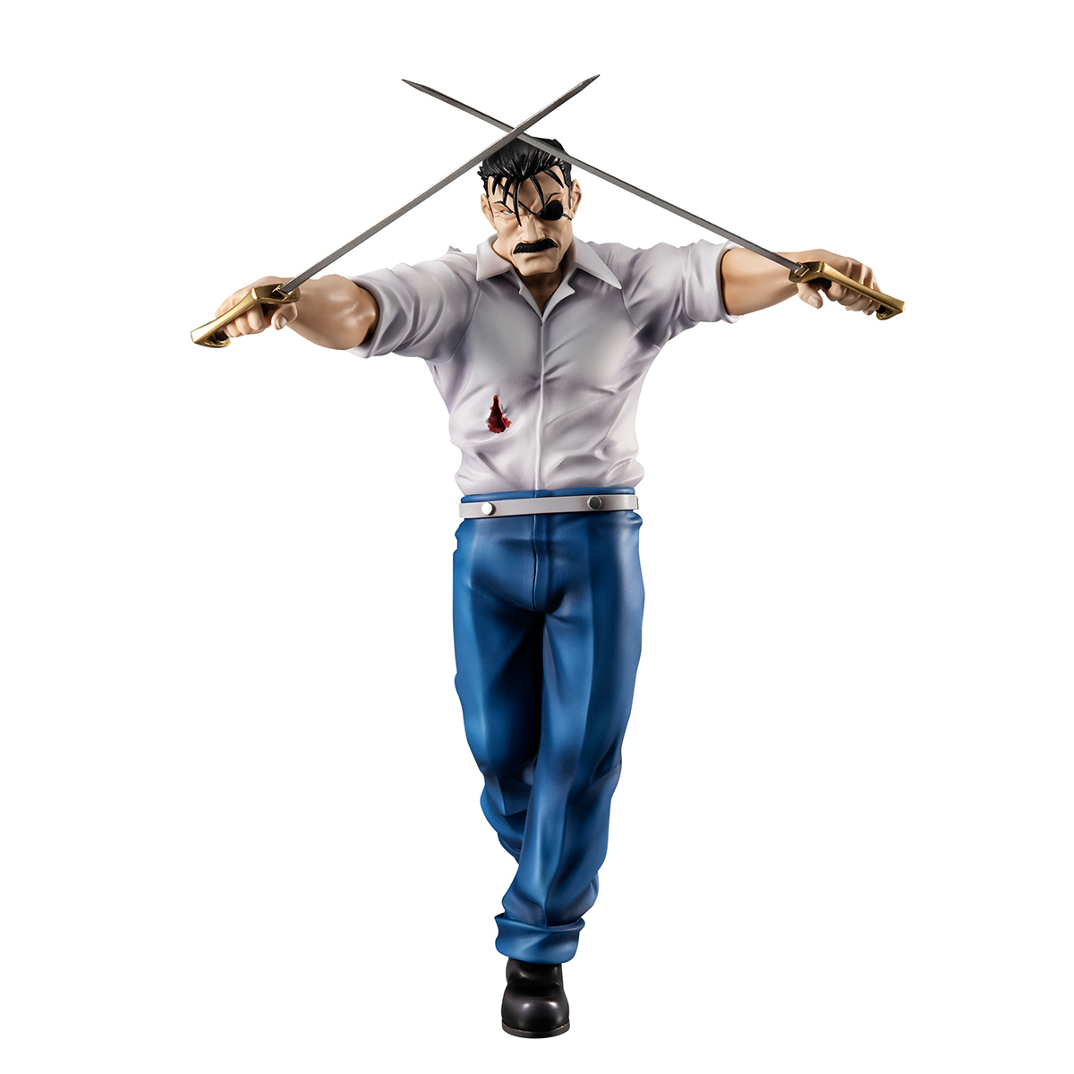 King Bradly Wrath Ver Fullmetal Alchemist GEM Series Figure