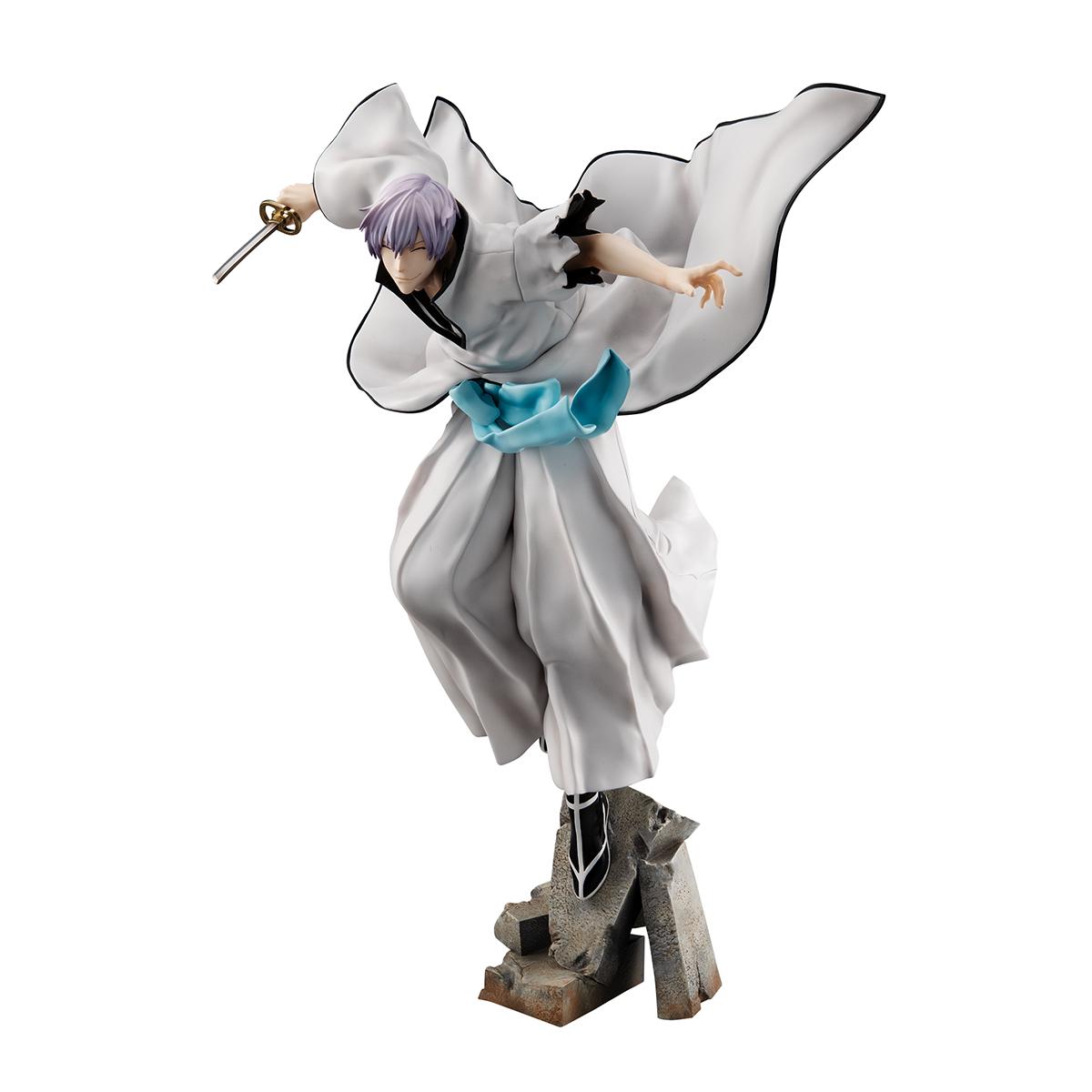 Ichimaru Gin Bleach GEM Series Figure