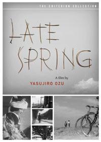Late Spring DVD