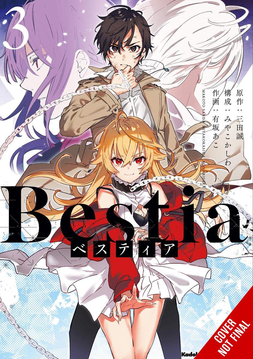 Bestia Manga Volume 3