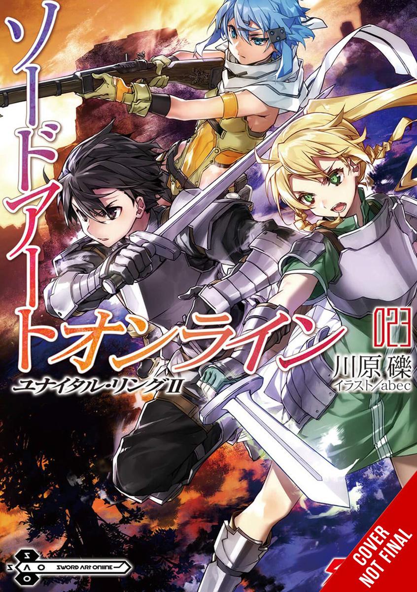 Sword Art Online Novel Volume 23