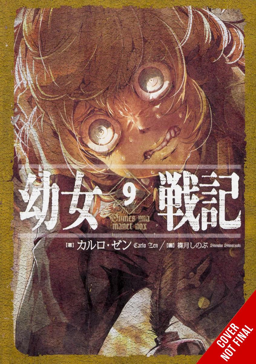 The Saga of Tanya the Evil Novel Volume 9